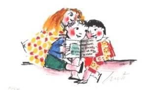 I bambini ci leggono