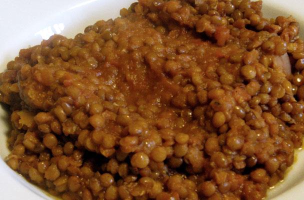 Lenticchie in umido con aromi parliamo di cucina - Aromi da cucina ...