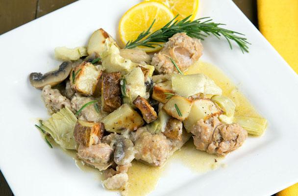 Bocconcini-di-pollo-con-patatine-novelle-ricetta-parliamo-di-cucina