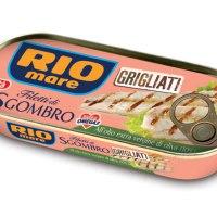 Rio Mare: i nuovi filetti di sgombro grigliati