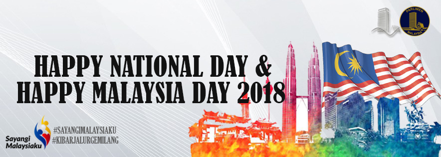 Image result for happy national day malaysia 2018