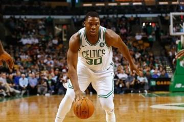 Guerschon Yabusele en NBA (Boston Celtics)