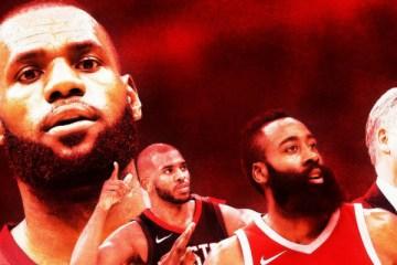 NBA - LeBron James a hésité entre Houston, Philadelphie, Cleveland et L.A.