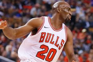 Quincy Pondexter sous le maillot des Bulls