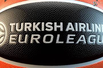 Ballon officiel de la Turkish Airlines EuroLeague