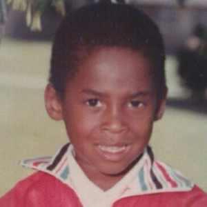 Kobe Bryant, enfant.