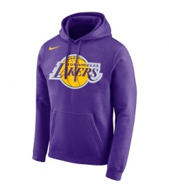 SWEAT CAPUCHE NIKE LOGO LOS ANGELES LAKERS