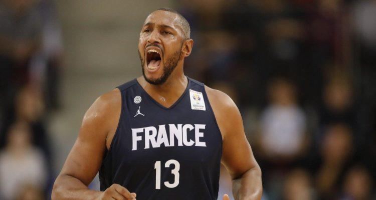 Boris Diaw intégrera le staff de l'Equipe de France de basket à partir de janvier 2019.