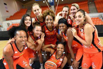 Les Tango Bourges Basket en LFB