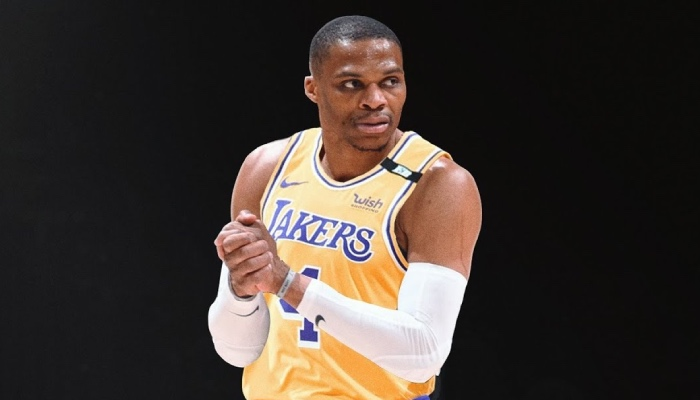 Russell Westbrook Lakers