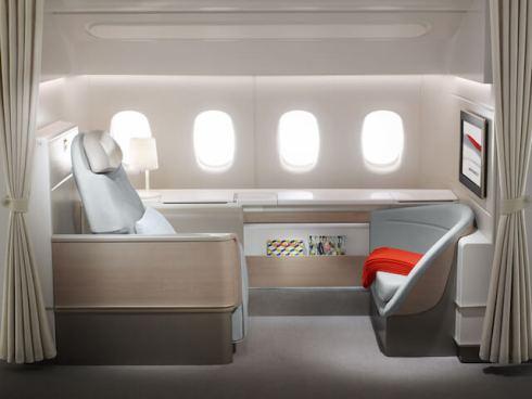 Air France: La nouvelle suite La Première
