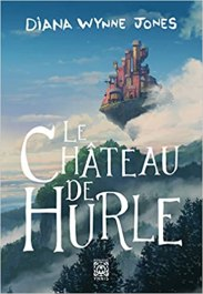 Le château de Hurle Diana Wynne Jones couverture blog littéraire Parlons fiction