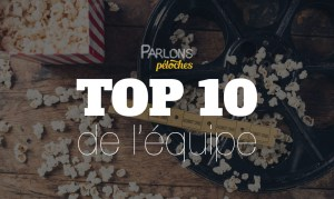 Parlons péloches - Top 10 Films 2016/2017