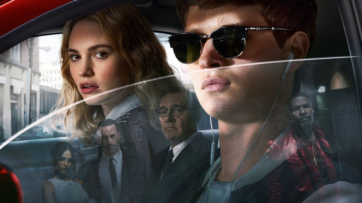Baby Driver Affiche