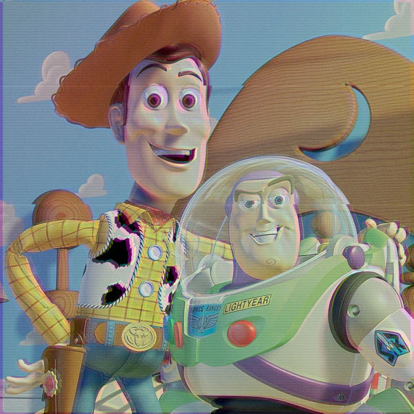 Podcast #7 - Le Pixar