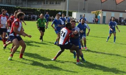 Rugby : l'ASR XV défait par Belleville