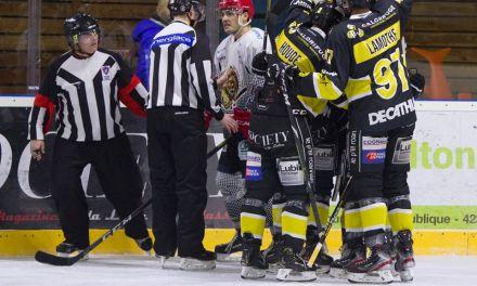 D2 : Le Roanne Hockey fait un grand pas vers les playoffs
