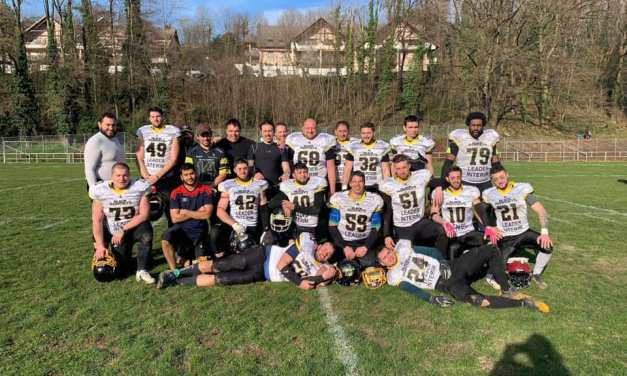 D3 : Giants et Black Hornets lourdement battus