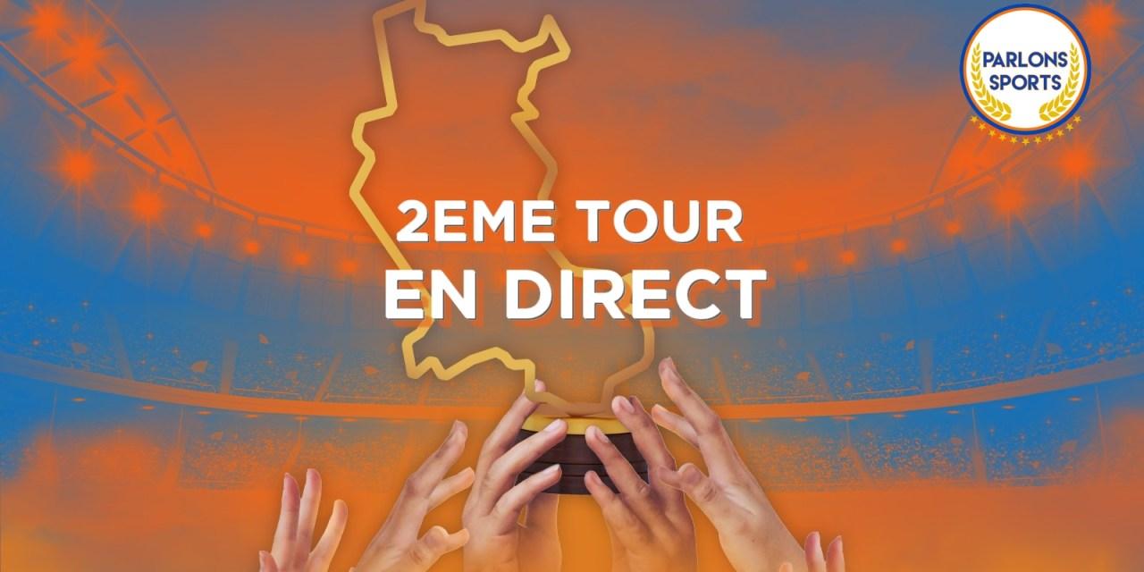 [EN DIRECT] Votez pour le deuxième tour de la Coupe des Clubs de la Loire
