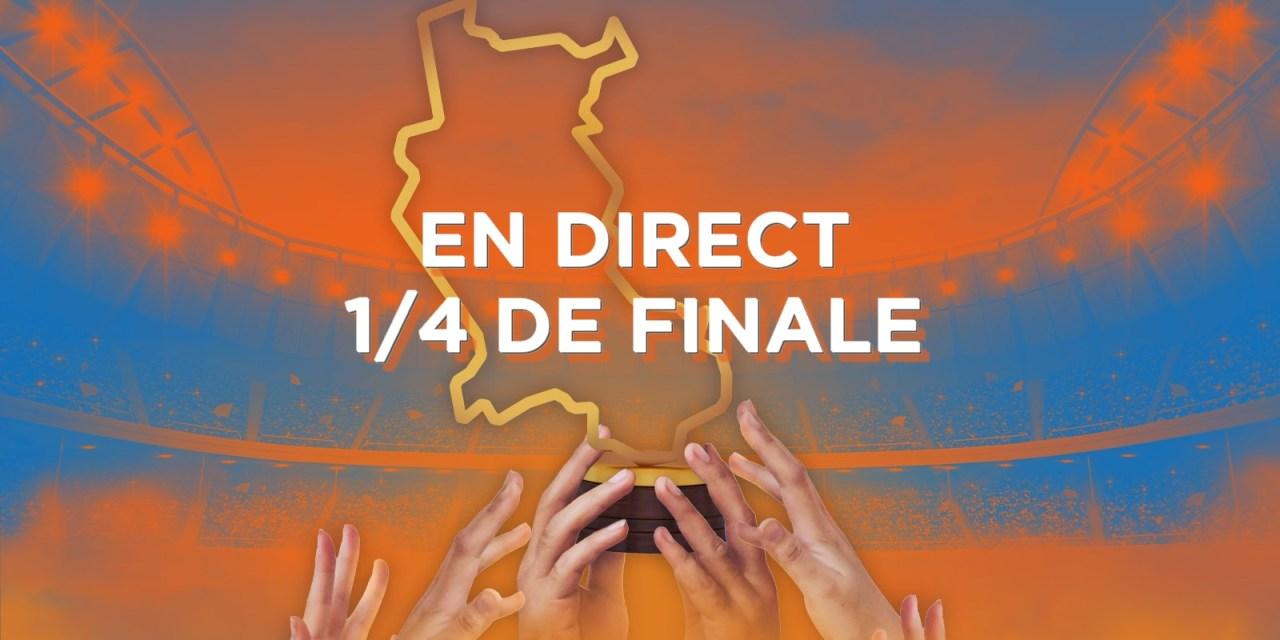 [EN DIRECT] Votez pour les quarts de finale de la Coupe des Clubs de la Loire