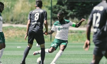Ligue 1 : Les Verts assurent le show face à Nice