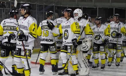 Saison suspendue pour le Roanne Hockey