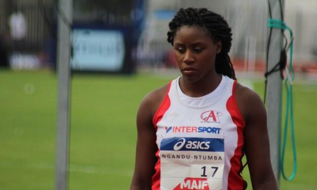 Amanda Ngandu-Ntumba (CAR Roannais) : « Les Jeux Olympiques, c'est mon plus grand objectif »