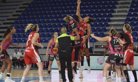 Le Roannais Basket Féminin et la NF1, c'est (pour le moment) terminé