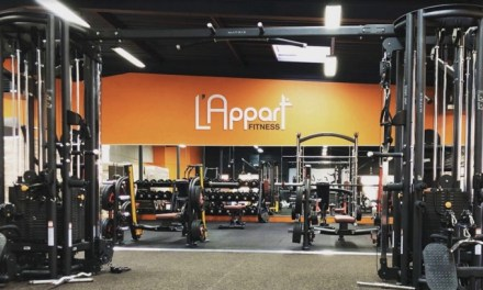 Gardez la forme avec L'Appart Fitness