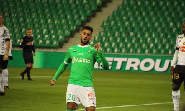 Les Verts perdent deux points à Monaco
