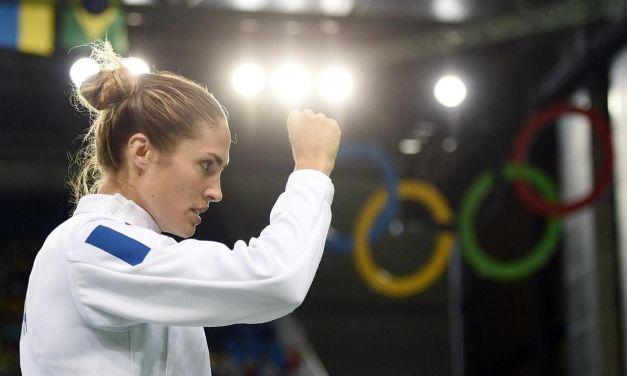 """Élodie Clouvel : """"Je veux remporter l'or aux Jeux Olympiques de Tokyo"""""""