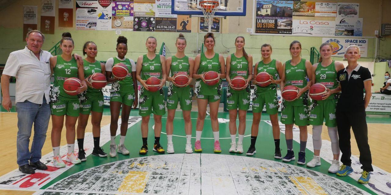 Retour sur la saison du Basket Club Montbrison Féminin