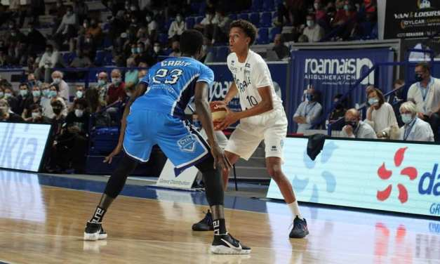 Basket : Arthur Bruyas renforce Saint-Chamond