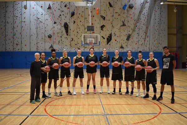 Le Basket Club Montbrison Féminin sera bien en LF2 la saison prochaine