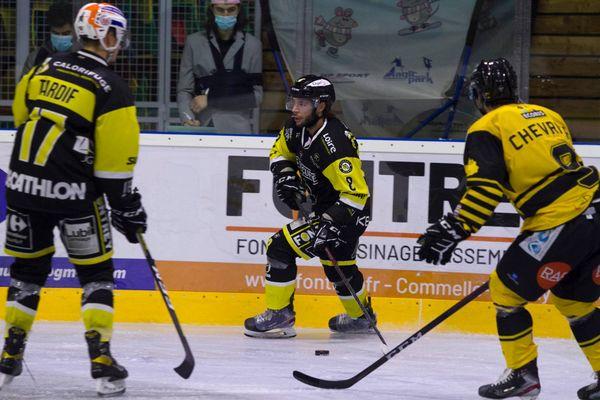 Mathieu Touveron quitte le Roanne Hockey