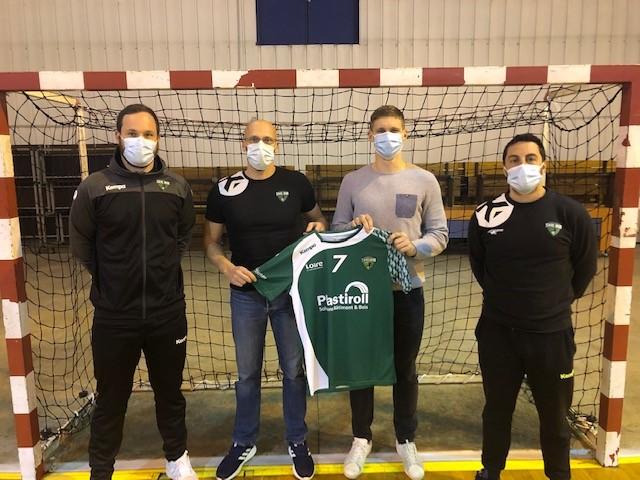 Recrutement : bonne pioche pour le Saint Etienne Masculin Handball