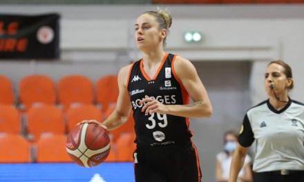 Alix Duchet sélectionnée dans le groupe France