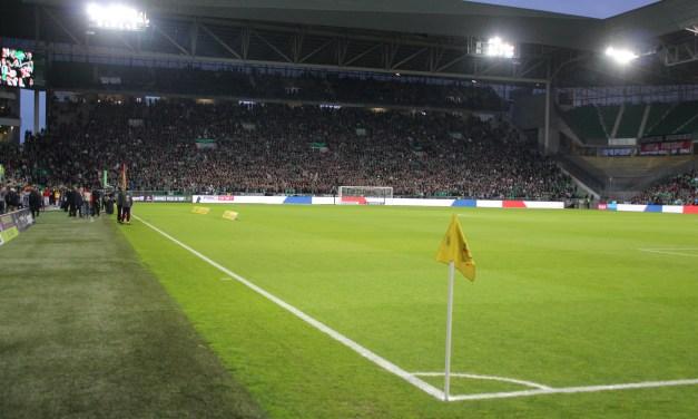 Rétro : Quand le Stade Geoffroy-Guichard entendait siffler les mêlées