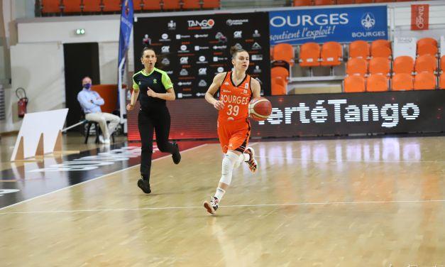 Alix Duchet prend ses marques en Equipe de France