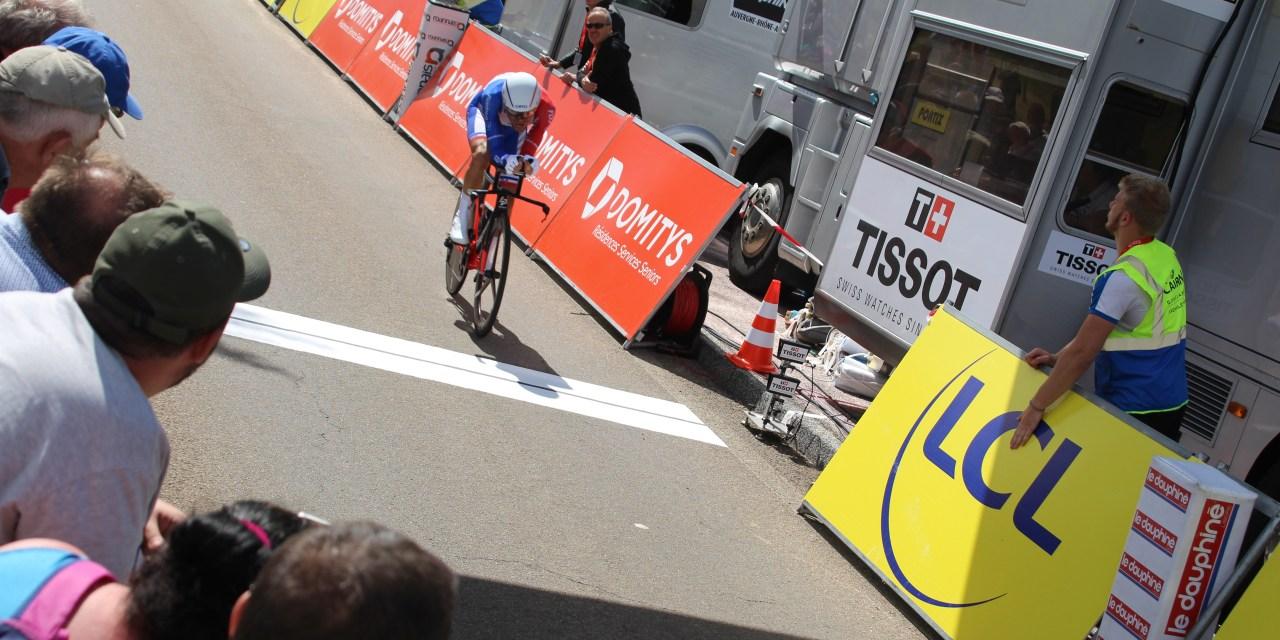 Le Critérium du Dauphiné va arriver à Saint-Haon-le-Vieux aujourd'hui