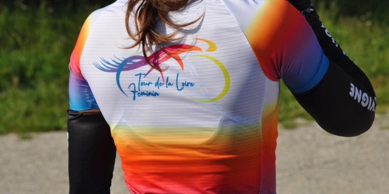 Première réussie pour le Tour de la Loire Féminin