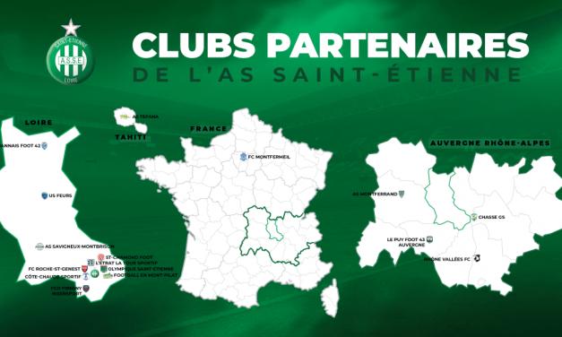 L'ASSE et ses clubs partenaires : le début d'une grande histoire