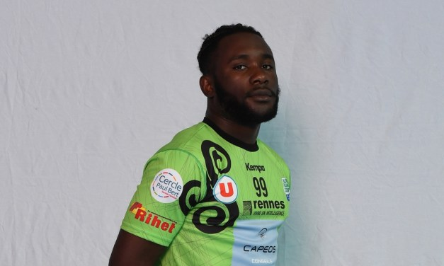 """Andy Kazi (Saint-Etienne Handball) : """" Je veuxaccéder à la deuxième division"""""""
