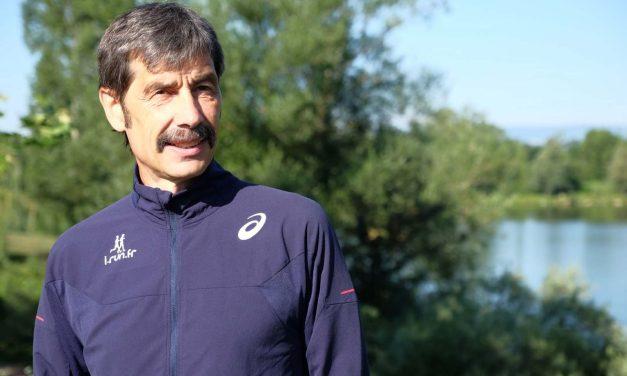 Philippe Propage, le patron du Trail français