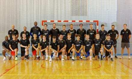 """Peter Gerwert (Saint-Étienne Handball) : """"Physiquement, le groupe est prêt"""""""