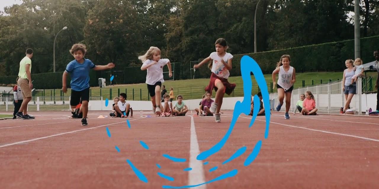 """Le """"Kinder Joy Moving Athletics Day"""" débarque à Saint Etienne"""