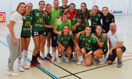 Le handball stéphanois brille en N2