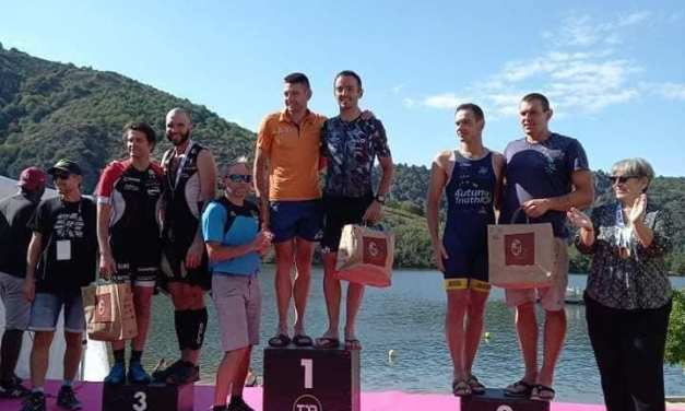 SwimRun : Julien Magnin et Jean-Michel Savinel s'offrent l'épreuve reine