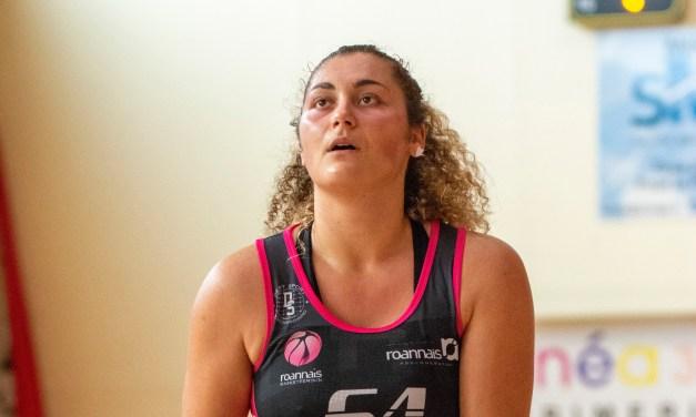 Camille Hirigoyen, une Basque chez les Roannais