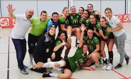 "Laurent Benterki (Handball St Étienne Métrople 42) : ""Confirmer nos ambitions"""
